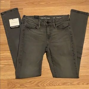 Grey Calvin Klein ultimate skinny jeans NWT Size 2